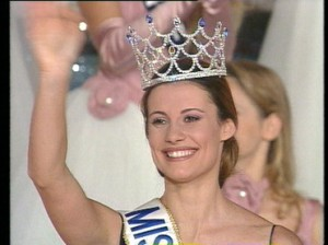 Miss France 1998  Sophie Thalmann