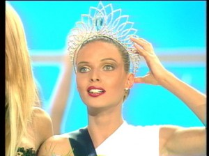 Miss France 2002 Sylivie Tellier