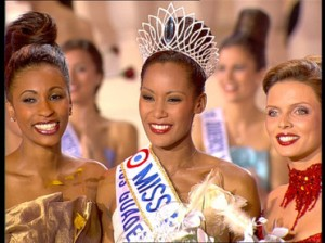 Miss France 2003  Corinne Coman