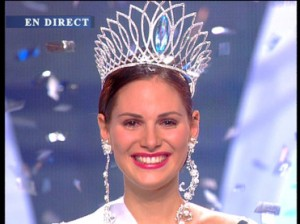 Miss France 2004 Laetitia Bléger