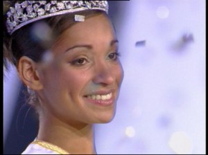 Miss France 2005 Cindy Fabre