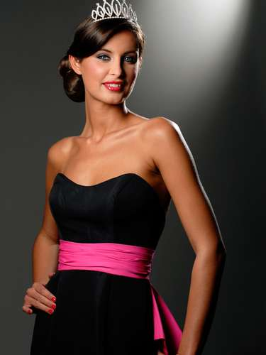 Miss Normandie 2009 Menard Malika miss france couronne