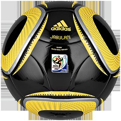 ballon mondial adidas jabulani
