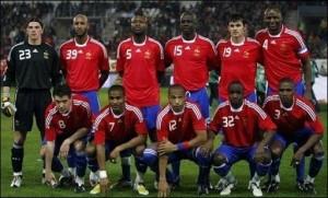 equipe de france football