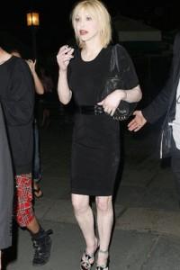 fashion week Courtney Love