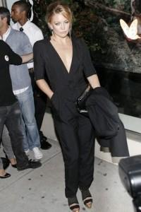 fashion week Kate Hudson