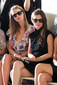 fashion week Nicky Hilton et Rachel Bilson