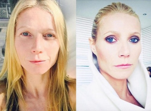 gwyneth-paltrow maquillage