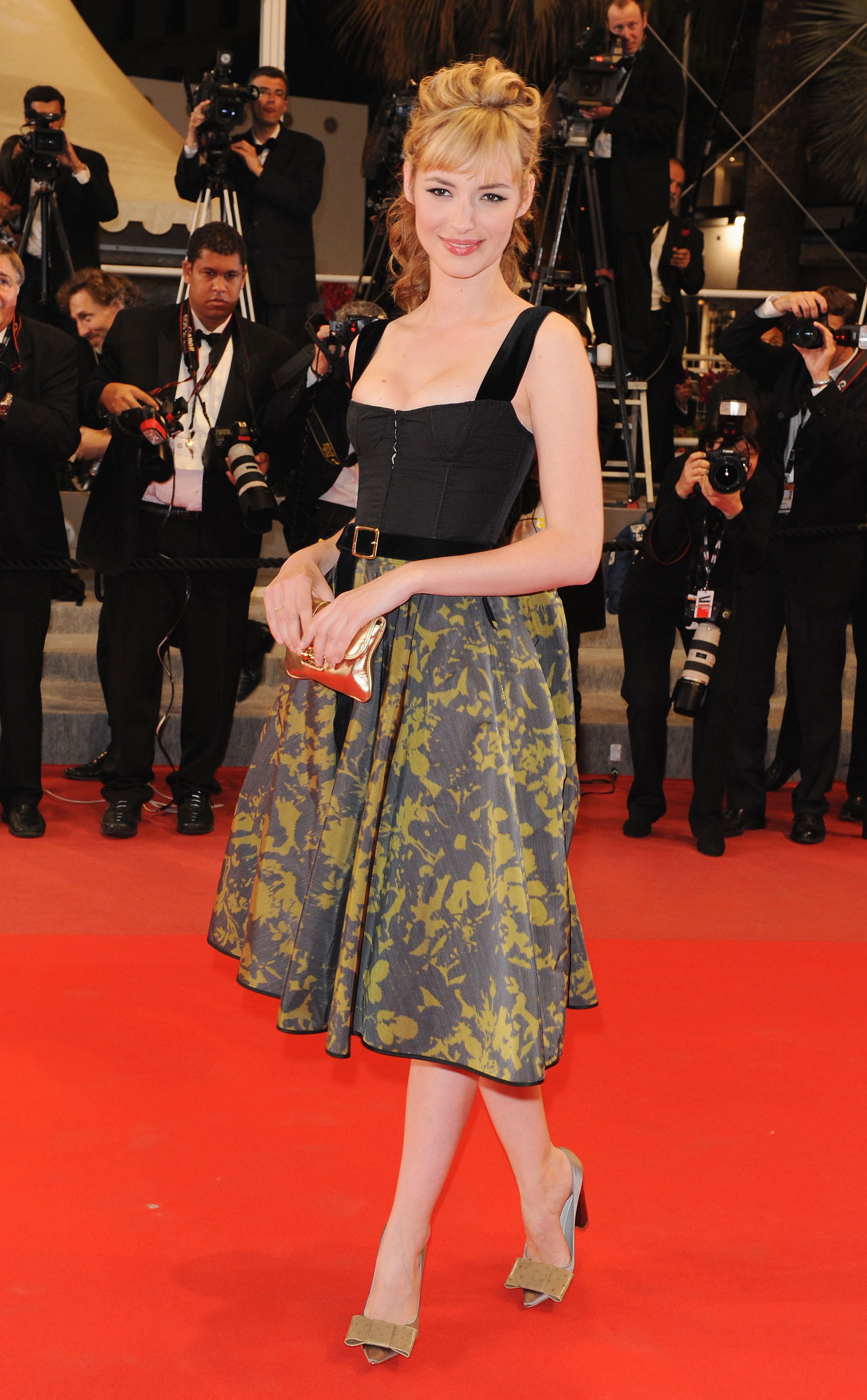 louise bourgoin cannes