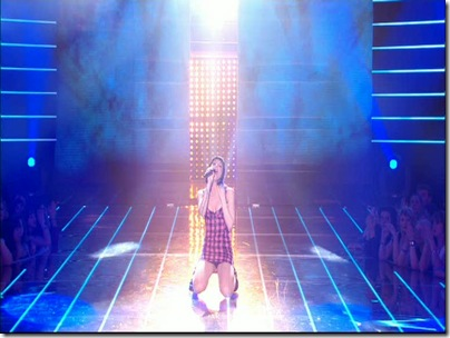 lussi_sexy nouvelle star