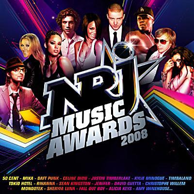 nrj music awrads logo